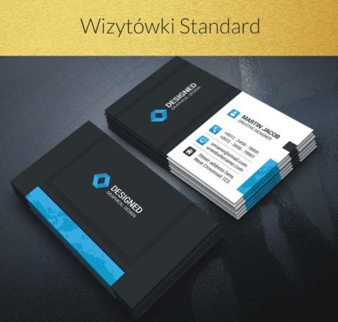 Wizytówki Standard