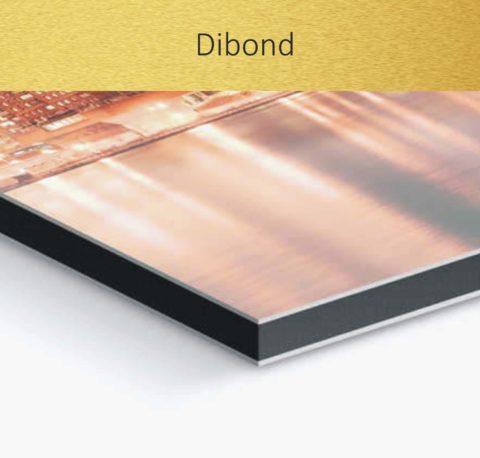 Dibond – płyty z nadrukiem