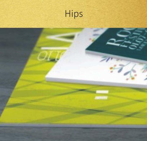 Hips - płyty z nadrukiem