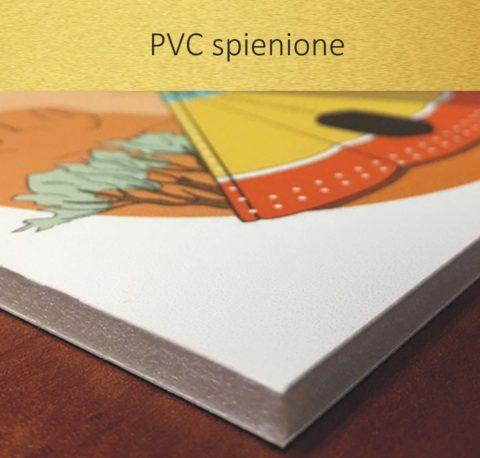 PVC spienione – płyty z nadrukiem