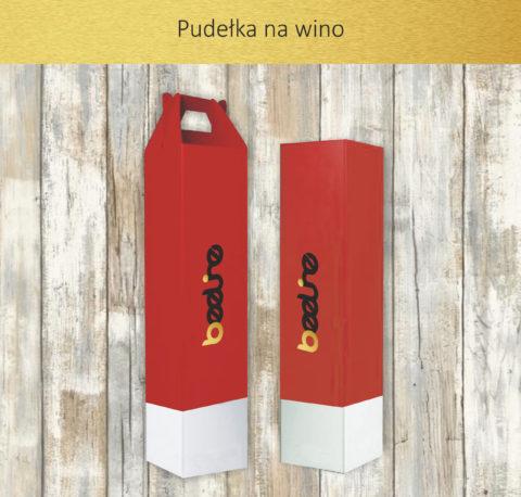 pudełka na wino