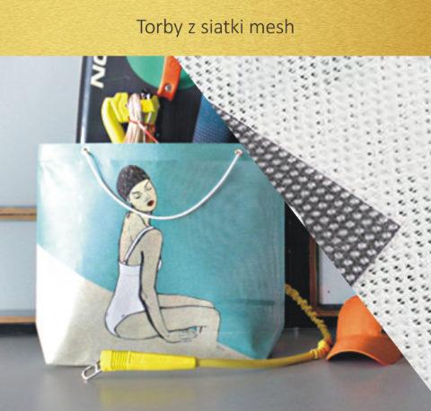torby z siatki mesh