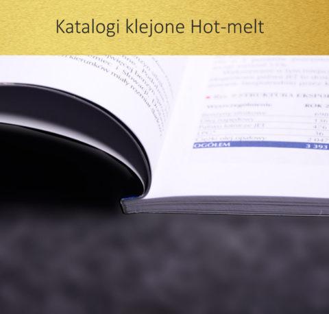 katalogi klejone hot melt