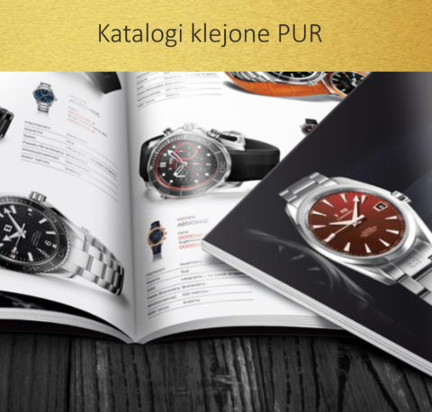 katalogi klejone PUR
