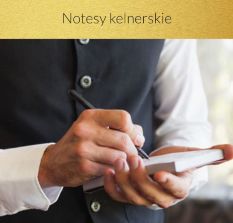 Notesy kelnerskie