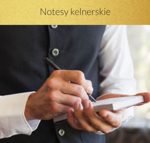 Notesy kelnerskie
