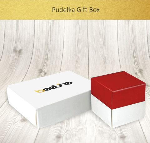 pudełka gift box