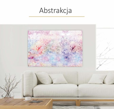 Obrazy Canvas Abstrakcja